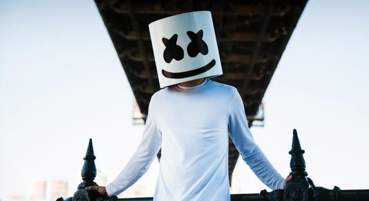 Is Marshmello's next single featuring Tyga & Chris Brown?