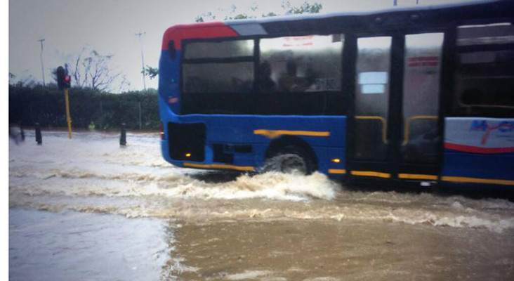 ALERT: Flooding expected in Cape Town