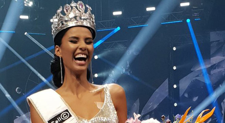 Miss SA, Tamaryn Green believes pageants have a purpose
