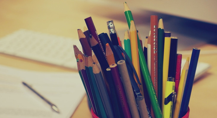 Yellow highlighters? The Flash Drive question unusual items on stationery lists