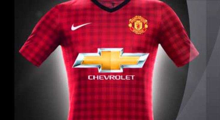 Win One of 10 Chevrolet Manchester United Jerseys