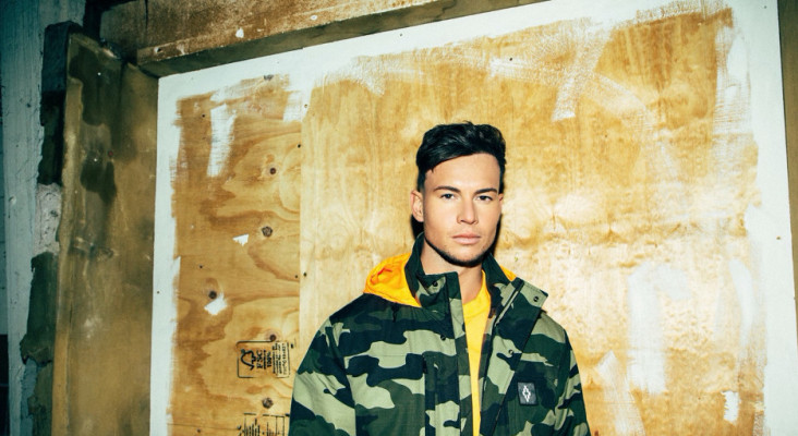EXCLUSIVE: Carl Wastie video calls Joel Corry on the Kfm Top 40