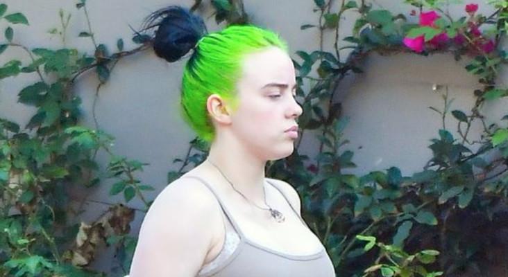 Billie Eilish responding  to trolls for body shaming her, has us talking