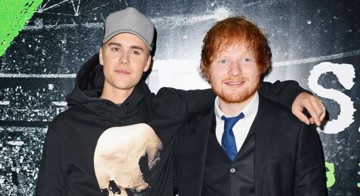 Cape Town features in Ed Sheeran and Justin Bieber music video