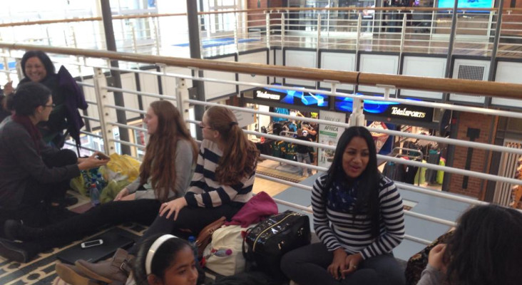 One Direction Ticket Queues