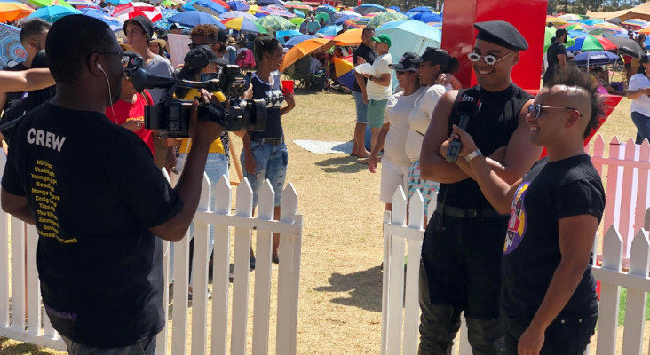 #HuaweiKDay: 'Hey Jimmy' you're looking and sounding so great