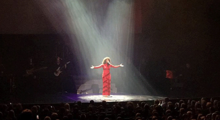 [LISTEN] The Flash Drive: Belinda David's BGT audition gets standing ovation