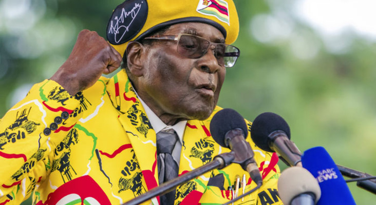 Zimbabwe's founding leader Robert Mugabe dies at 95