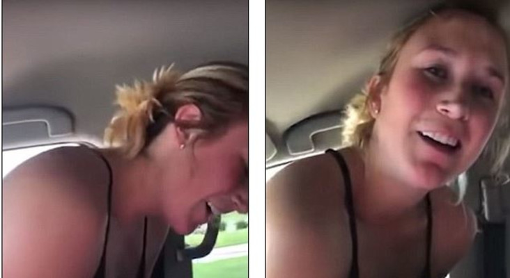 [WATCH] A woman gives birth...in a moving car