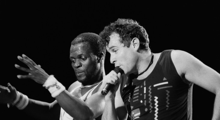 He introduced our language to the world - Judith Sephuma on Johnny Clegg