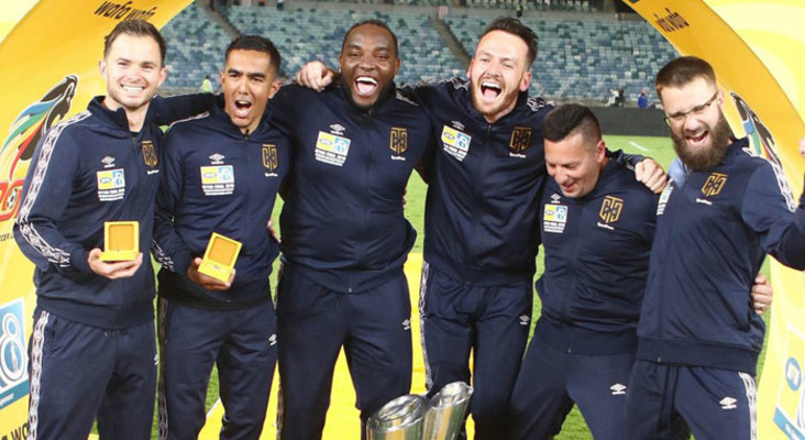 Benni: MTN8 final win ranks up there with rest of my achievements