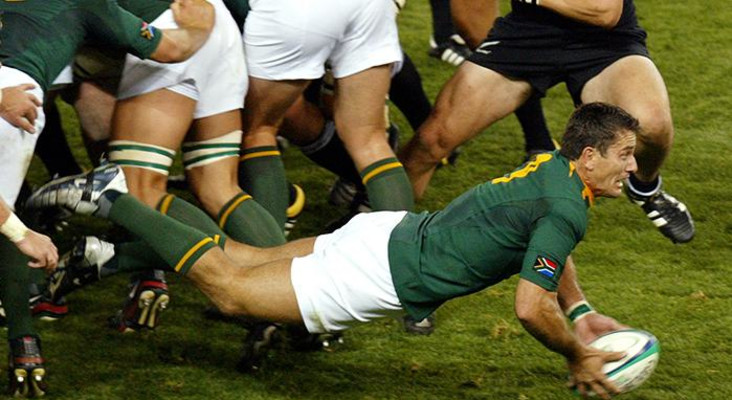 Springboks tell us about Joost