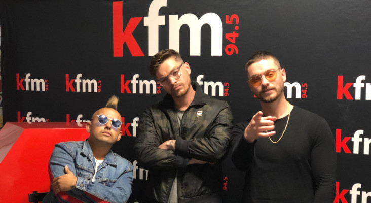 Locnville are back!