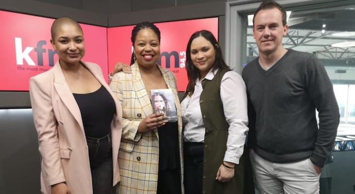 [LISTEN] Zephany Nurse shares her astonishing true story with Kfm Mornings