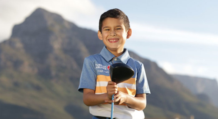 SA golf prodigy (8) battles world's best and the weather in USA