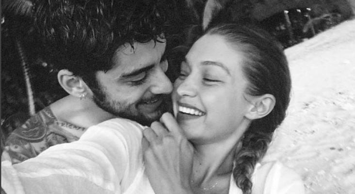 Gigi Hadid and Zayn Malik announce birth of baby daughter