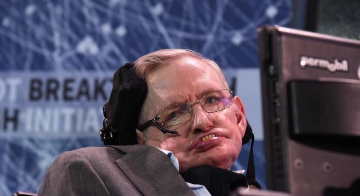 British scientist Stephen Hawking dies aged 76