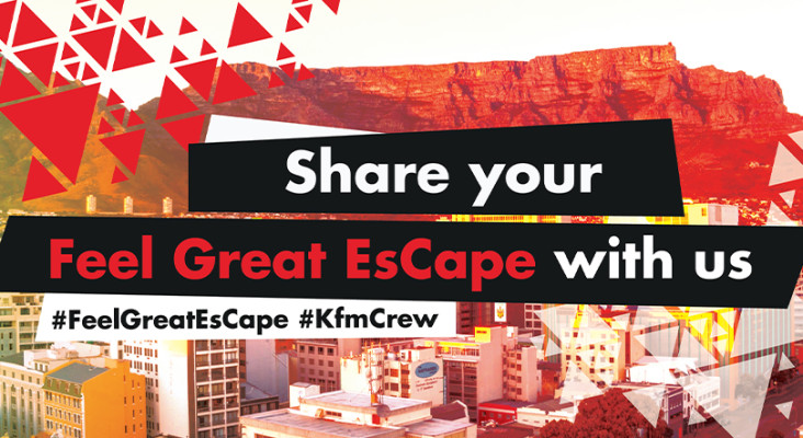 The Feel Great EsCape with EB Inglis and the Kfm Crew