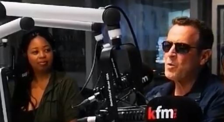 Kfm Mornings pay tribute to Johnny Clegg