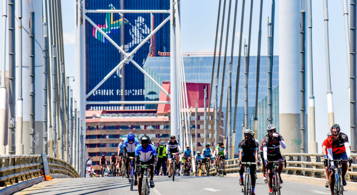 Ryan O'Connor talks Telkom 947 Cycle Challenge