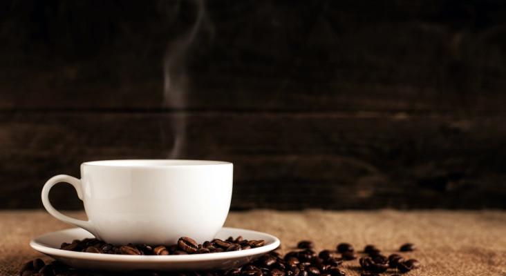 我喜欢咖啡得到一个疯狂