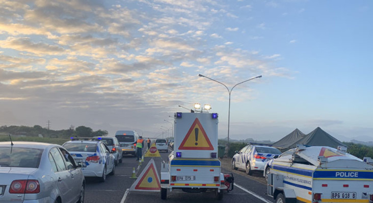 28 people killed on SA roads over Easter weekend, says Mbalula