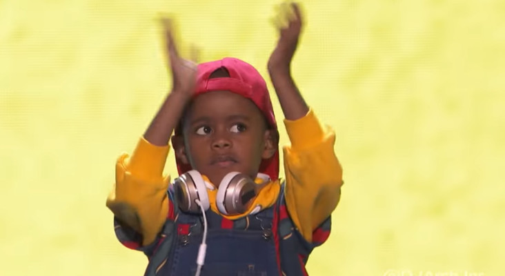 [WATCH] DJ Arch Jnr wows world with impressive 'America's Got Talent' music set