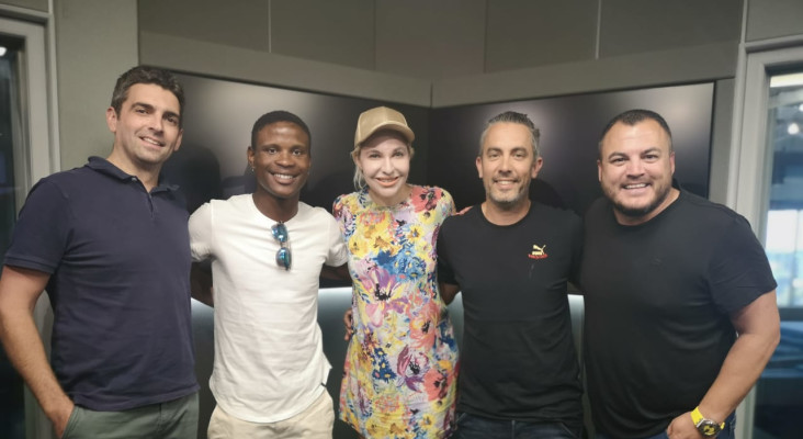Time in the Saddle: SA Cyclist Nicholas Dlamini talks career and Tour de France