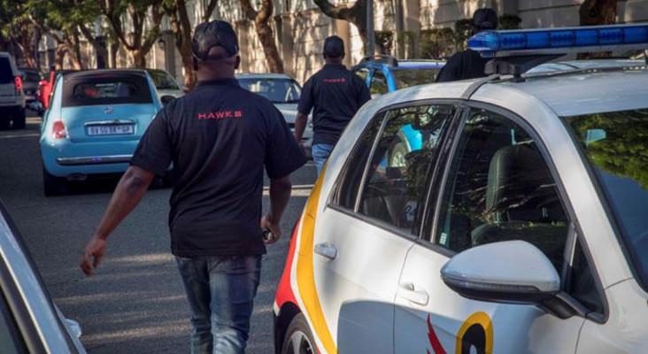[ALERT] 3 arrested in Hawks raids on Gupta properties