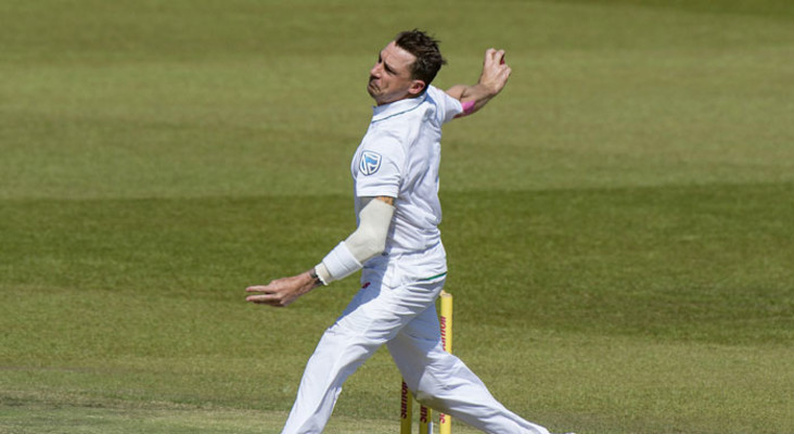Gibson: Steyn won't be risked for first Test against India