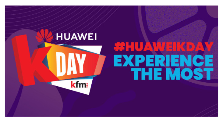 #HuaweiKDay is BACK in 2019!