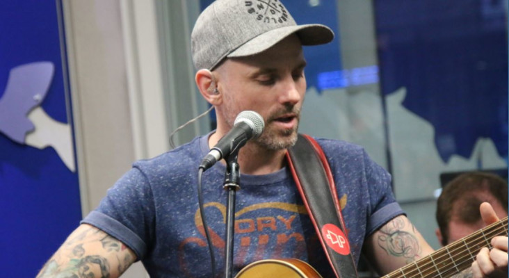 The Parlotones perfom their latest album CHINA on #702 Unplugged