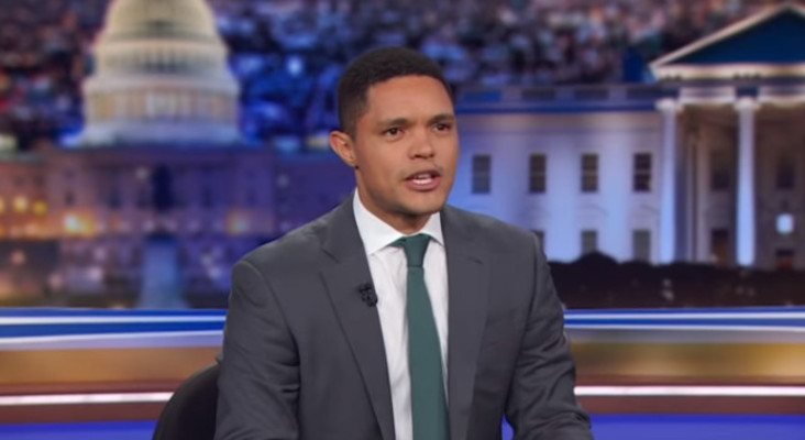 [WATCH] Trevor Noah shares how he got caught with biltong by US customs