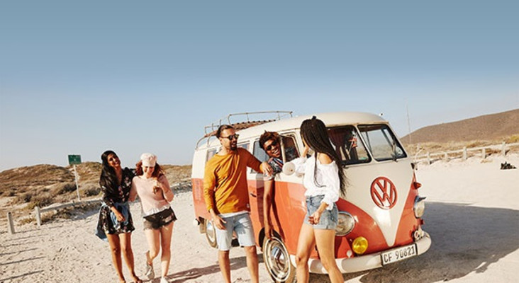 Shotgun! Here's our top 5 songs for an epic road trip with the squad