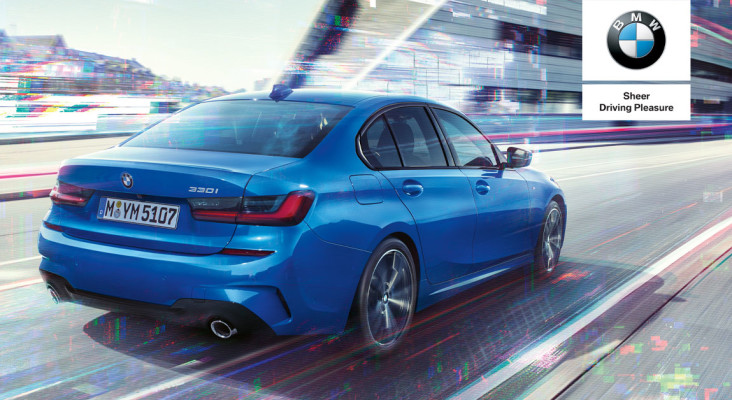 Carl Wastie and Zoë Brown put the all-new BMW 3 Series to the test