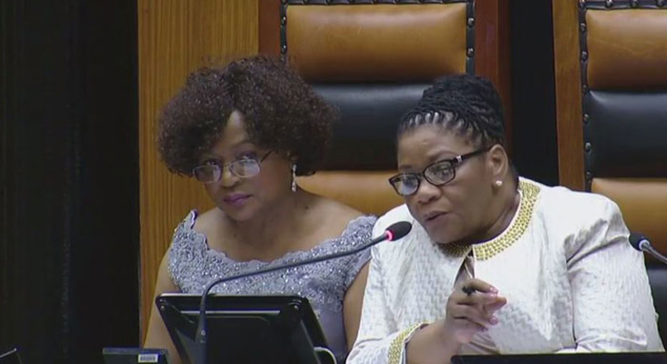 Today should  be a day focused completely on gender equality - Thandi Modise