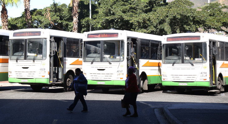 Police assigned to beef up security on Golden Arrow buses