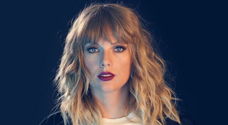 Taylor Swift releases new single 'Call it what you want'
