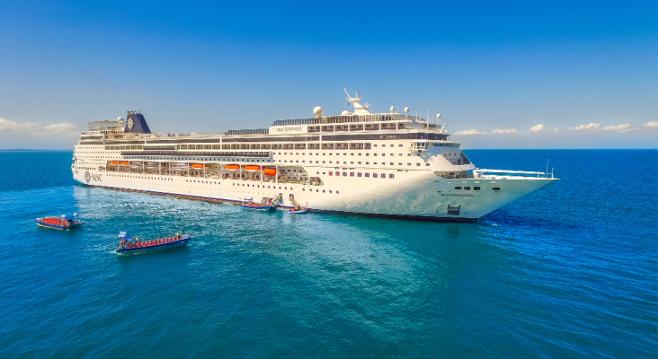 Cruise into the festive season with SA Cruises and the MSC Sinfonia