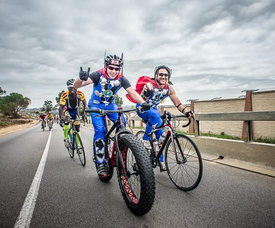 Cycle Challenge 2017