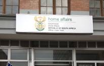 The Home Affairs Department. Picture: Giovanna Gerbi/EWN