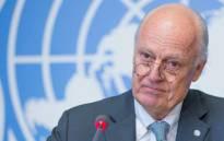 UN Special Envoy for Syria Staffan de Mistura. Picture: UN Photo