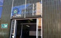 Hillbrow Police Station. Picture: EWN