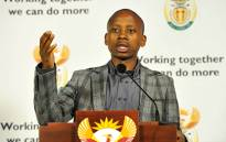 Newly-elected African National Congress Nelson Mandela Bay chairperson Andile Lungisa. Picture: GCIS.