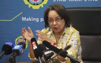 Cape Town Mayor Patricia de Lille. Picture: Cindy Archillies/EWN