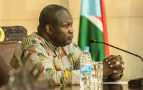 FILE: South Sudan's rebel leader Riek Machar. Picture: AFP.