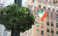 The national flag of Ireland. Picture: freeimages.com