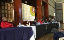 A parliamentary delegation from the constitutional review committee in Welkom. Picture: Kgomotso Modise/EWN.