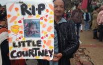 Residents outside court say they are still struggling to deal with three-year-old Courtney Pieters's tragic death. Picture: Lauren Isaacs/EWN