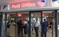 FILE: The Benmore Gardens post office in Johannesburg. Picture: Reinart Toerien/EWN